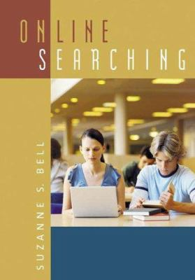 Librarian's Guide to Online Searching Book Cover