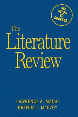 The Literature Review Book Cover