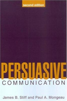 Persuasive Communication Book Cover