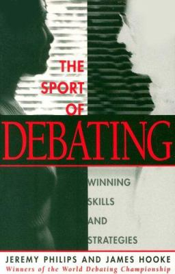 The Sports of Debating Book Cover