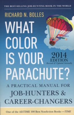 What Color Is Your Parachute? Book Cover