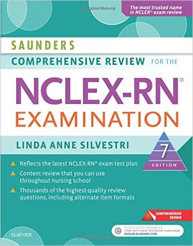 Saunders comprehensive review for the NCLEX-RN