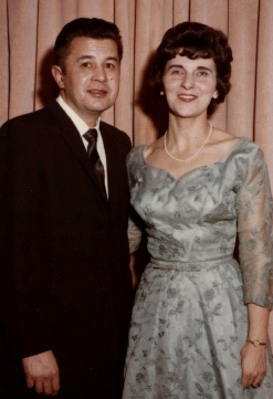 Buck and Mary Lai in March 1961