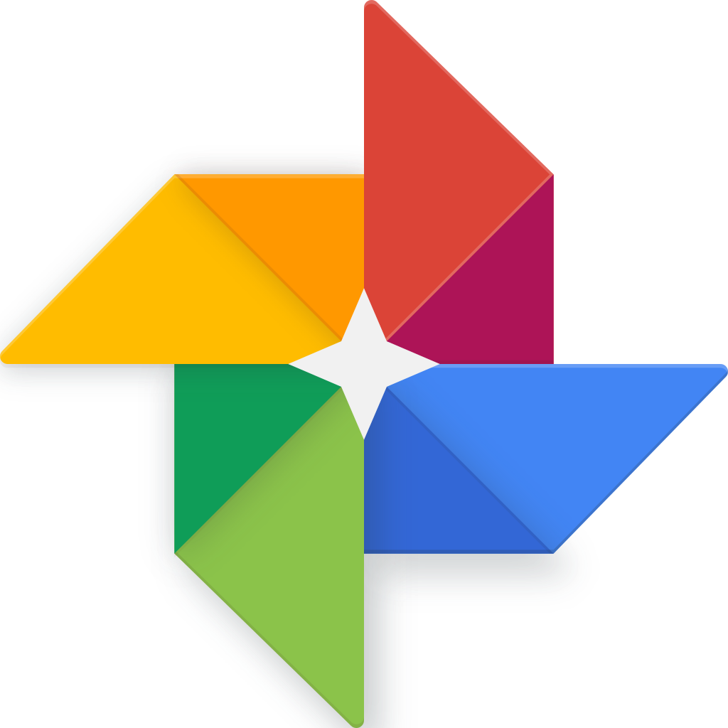 Multimedia Tips Sms Tip Of The Week Libguides At Kent State Each Star Vertex Is Decorated With Powerpoint Icons Used To Represent Google Photos App Icon