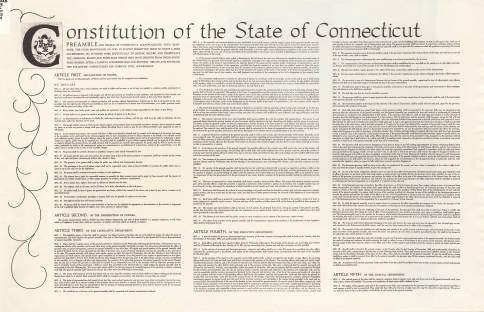Constitution of the State of Connecticut
