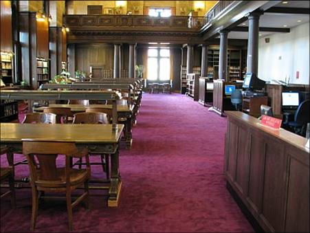 Law Reading Room