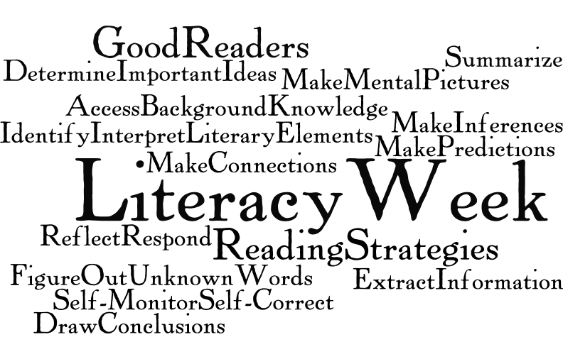 Image result for literacy week
