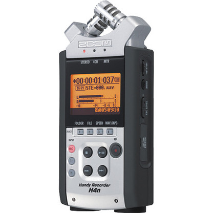A Zoom Handy Recorder