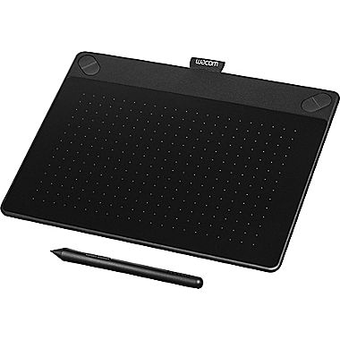 A Wacom Tablet and its stylus
