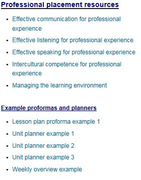 Teaching resources - Education - Guides at University of South Australia