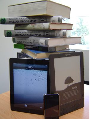 Pile of books [image source UniSA library]