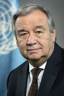 Secretary-General Guterres, UN Photo # 709941