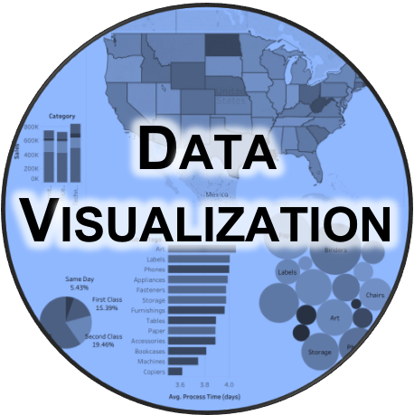 Icon for visualization services
