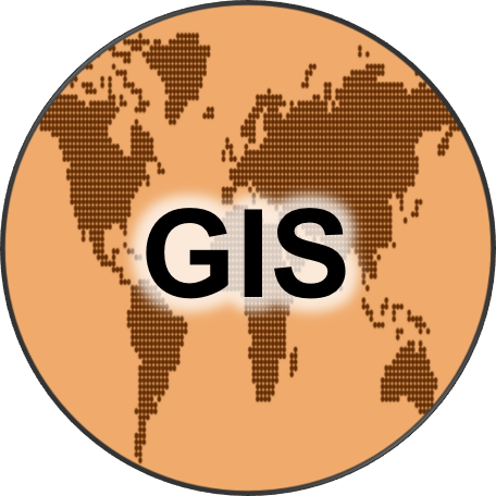 Icon for geospatial services