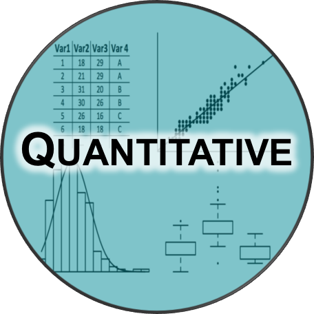 what is quantitative data analysis in research