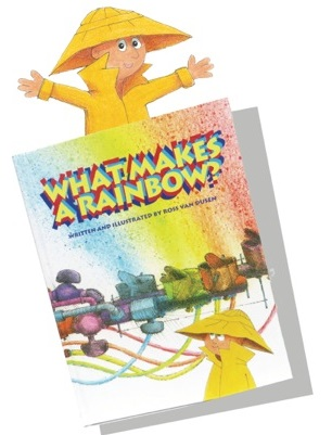 What Makes A Rainbow Author Reading And Activity Library Events