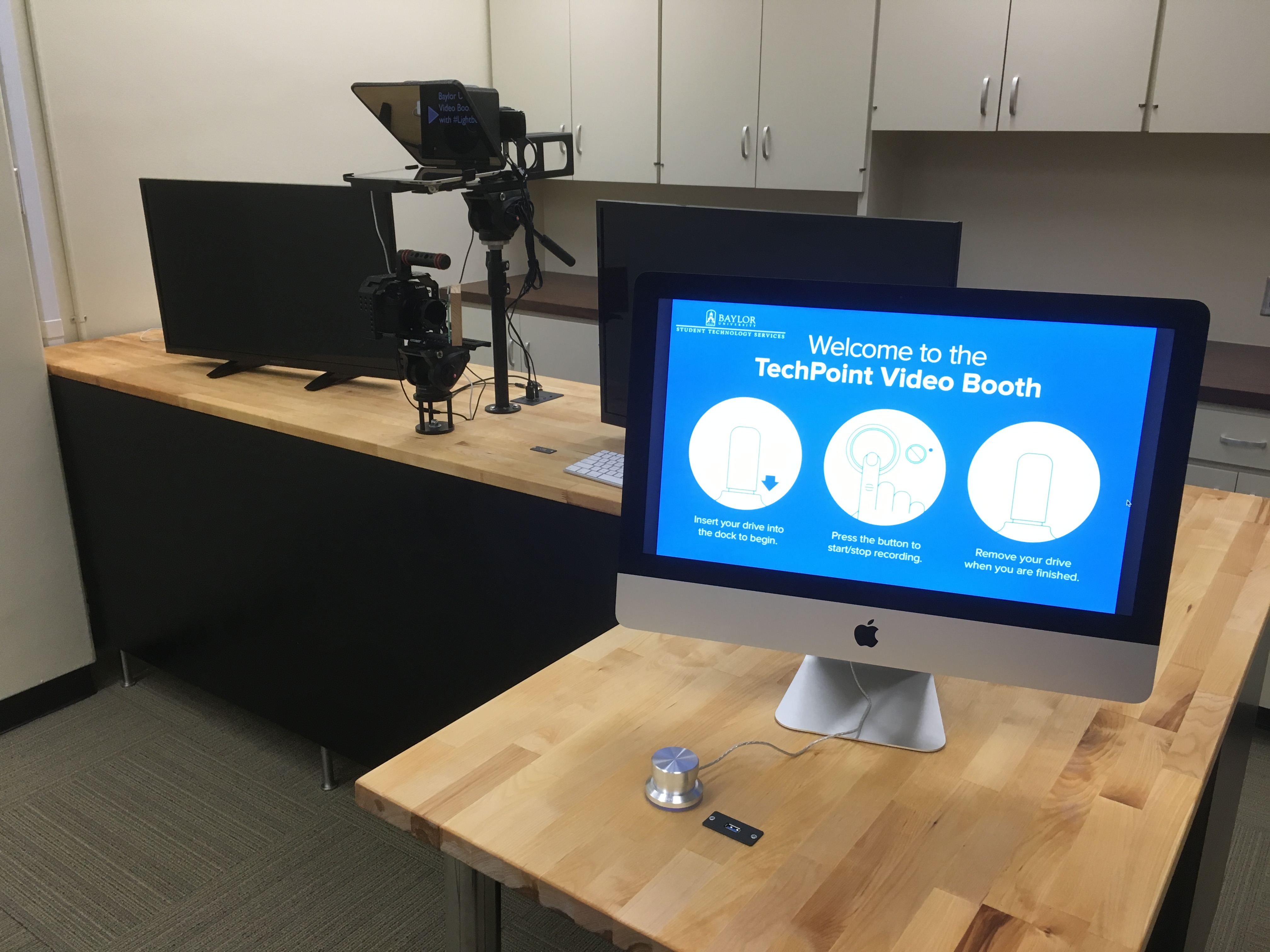 Terrific Techpoint Media Lab Libcal Baylor University Largest Home Design Picture Inspirations Pitcheantrous
