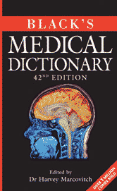 Black's Medical Dictionary from Credo