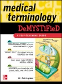 Medical Terminology DeMystified from EBSCO eBooks
