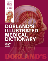 Dorland's Illustrated Medical Dictionary from Credo