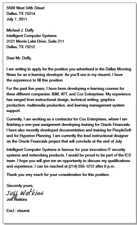 another sample block style letter is provided below from the ebook everyday letters for busy people click on the link to the left or the image below to go - How To Write A Letter In Essay Format