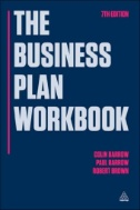 book cover The Business Plan Workbook