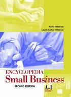 book cover Encyclopedia of Small Business