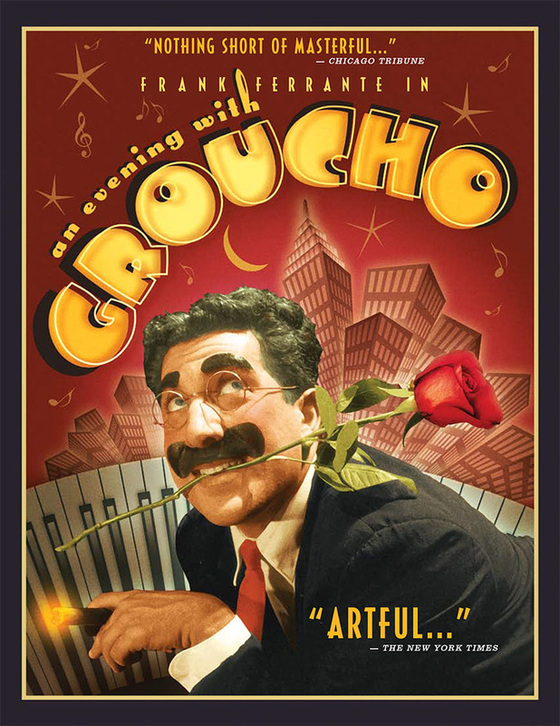 An Evening with Groucho poster