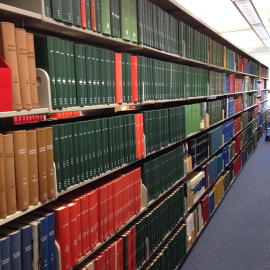 bound periodicals collection