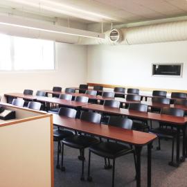 media classroom