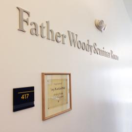 Fr. Woody Seminar Room