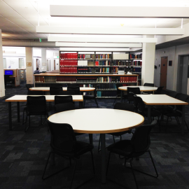 group study area