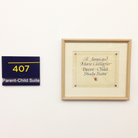 parent child study room