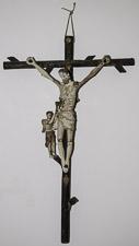 RU 66 / Crucifijo de Esquipulas / Antonio Molleno / ca. 1830