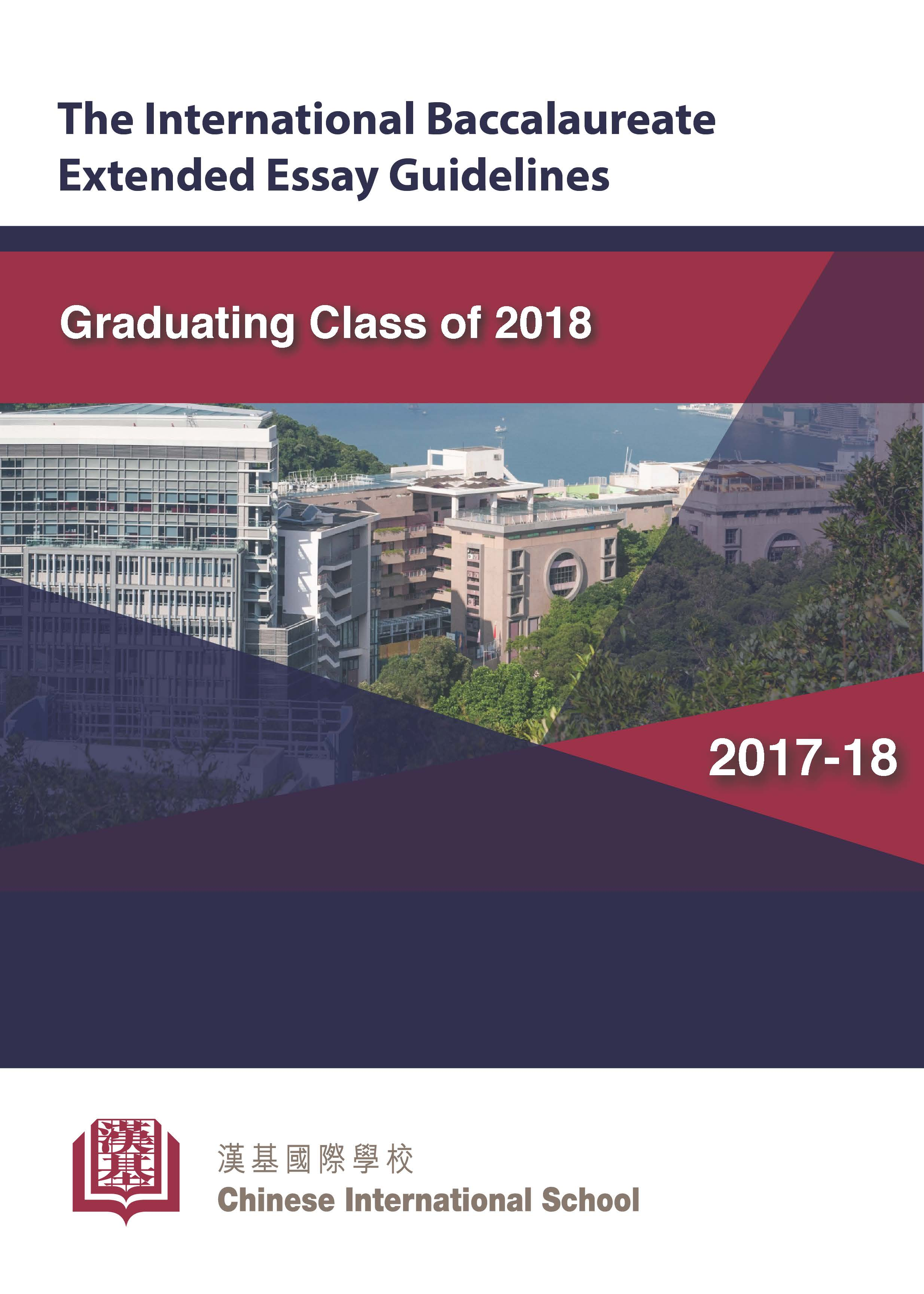 extended essay cis secondary library libguides at chinese 2018 extended essay guidelines