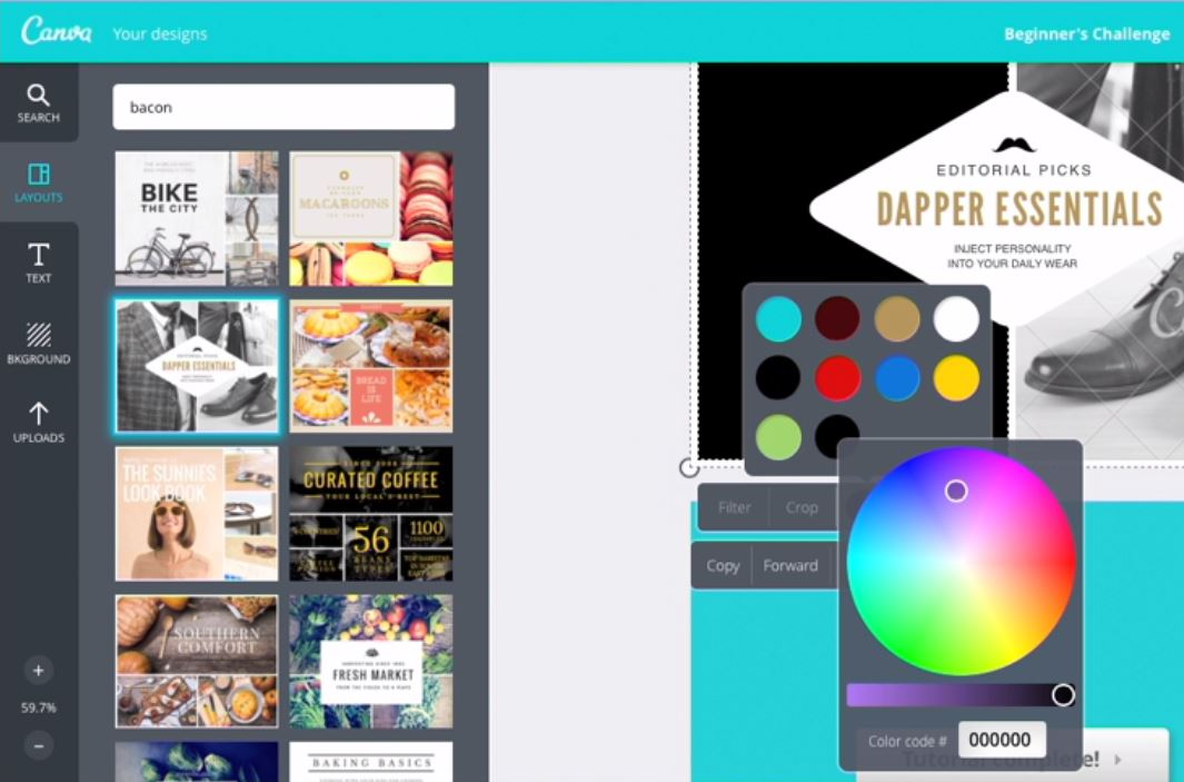 Up and Running with Canva