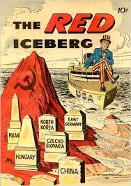 """The Red Iceberg"" Cover"