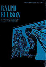 ralph ellison eng library at james sprunt community college ralph ellison a collection of critical essays hersey j