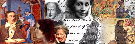 Writers collage image