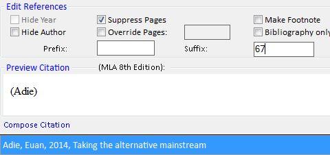 Suppress Pages rukasttu