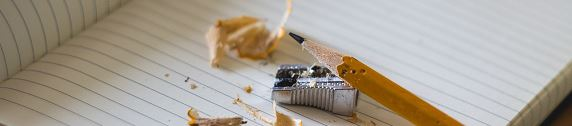 Pencil sharpener_notebook [Image Source: adapted from Pixabay, https://pixabay.com/en/pencil-sharpener-notebook-paper-918449/ copied under CC0 1.0 https://creativecommons.org/publicdomain/zero/1.0/deed.en]
