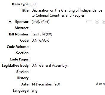 Treaties And Un Documents Zotero Libguides At Graduate Institute
