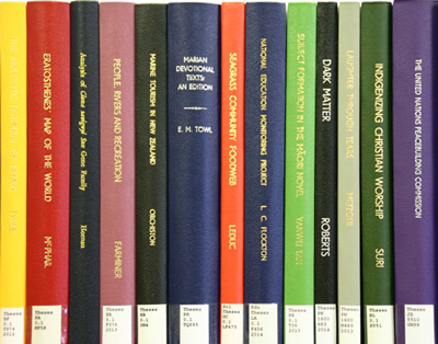 otago thesis repository