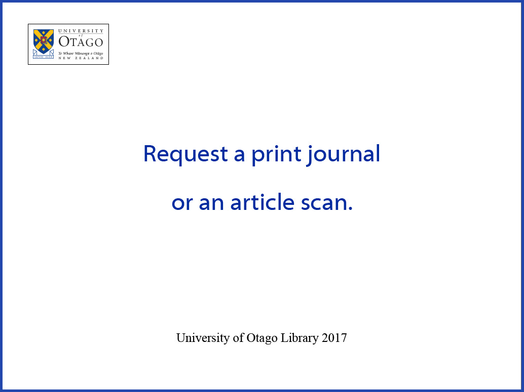 link image to Request journal issues or article scans