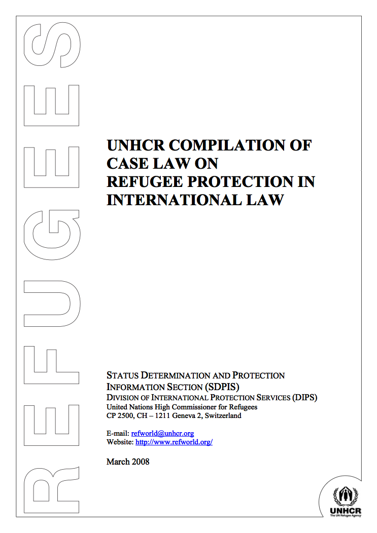 Case law - Migration and refugee law - Library Guides at