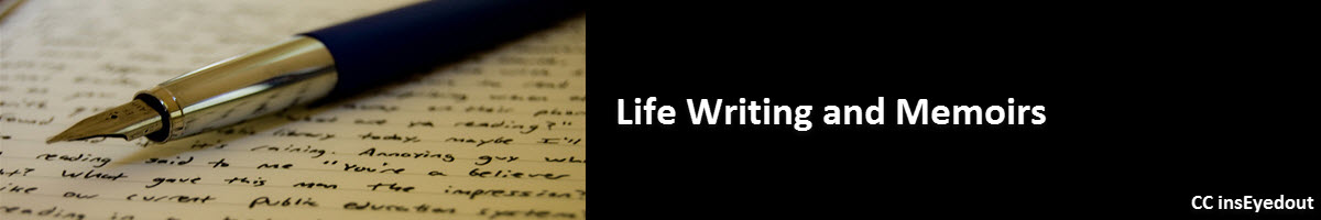 Life Writing and Memoirs