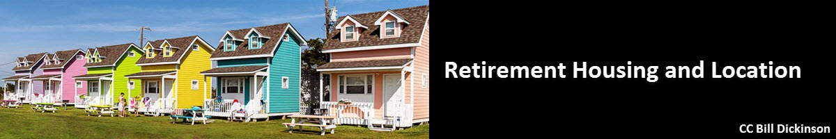 Retirement Housing and Location