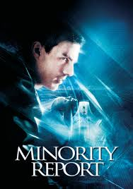 "Publicity poster for ""Minority Report"""