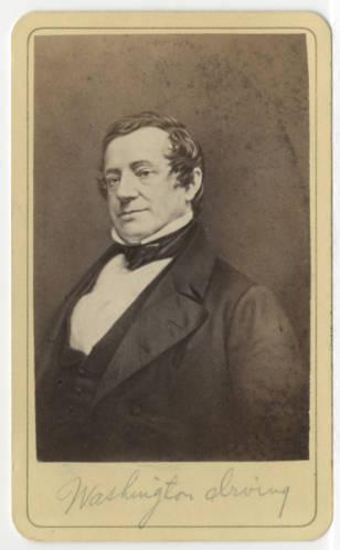 Washington Irving : Lincoln Library Photographs. (n.d.). Retrieved January 29, 2016, from http://contentdm.acpl.lib.in.us/cdm/ref/collection/p15155coll1/id/709