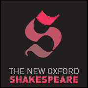 Logo for New Oxford Shakespeare Online